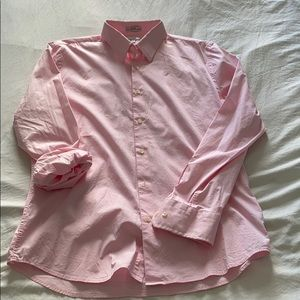 Dress shirt button down